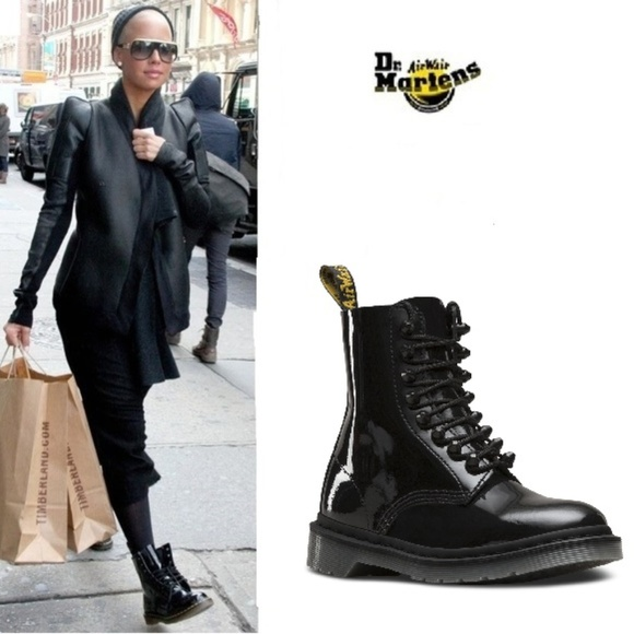 Dr Martens Pascal Stud Ankle Boot